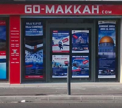 Go Makkah