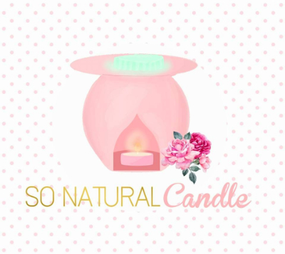 So Natural Candle
