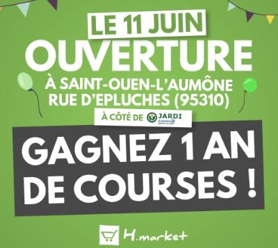 H Market Saint-Ouen-l'Aumône